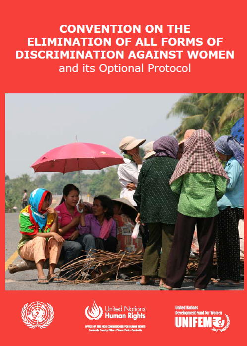 Convention on the Elimination of Discrimination against Women (CEDAW)