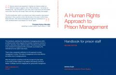 A human rights approach to prison management