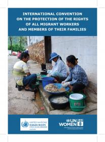 International Convention on The Protection of The Rights of All Migrant Workers and Members of Their Families