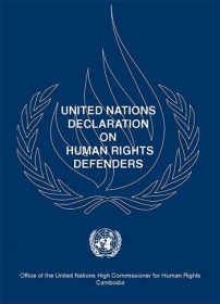 United Nations Declaration on Human Rights Defenders