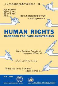 Handbook for Parliamentarians