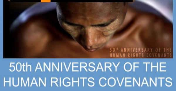 Fifty years of fighting for rights and freedoms