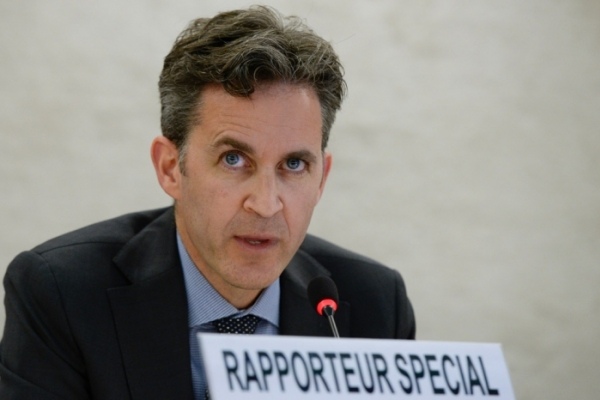UN expert launches initiative on private sector's responsibility to ensure freedom online