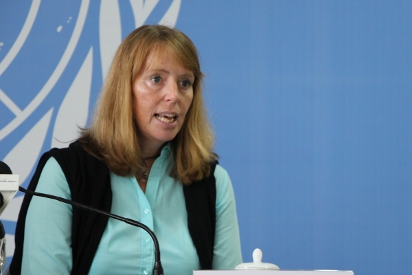 The Special Rapporteur on the situation of human rights in Cambodia concluded her fourth mission to the country and presented her end of mission statement to the media