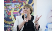 Statement by UN High Commissioner for Human Rights Michelle Bachelet, celebrating 70th anniversary of UDHR