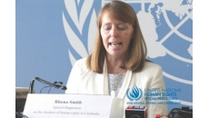 Annual Report 2018 of the Special Rapporteur on the situation of human rights in Cambodia, Rhona Smith