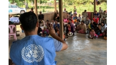 OHCHR-Cambodia collaborates with Ministry of Rural Development in indigenous peoples' identity registration initiative