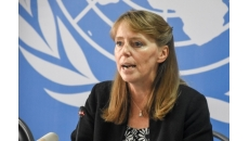 In end-of-mission statement to the press, Special Rapporteur Rhona Smith offers human rights recommendations to the Government