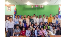 OHCHR trains youth and NGO's on human rights monitoring, fact-finding, and rights under the PDL
