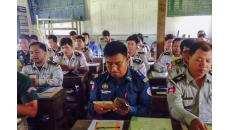 OHCHR continues its collaboration with the Prosecutor's Office in Prey Veng