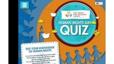 OHCHR Human Rights Day quiz promotes human rights knowledge among the general public